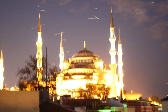 Aren Suites : Blue Mosque