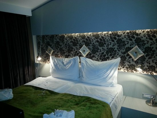 Hotel UNIC Prague: Room