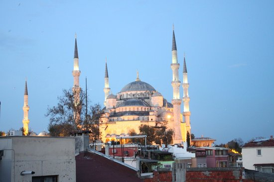 Aren Suites : Blue Mosque