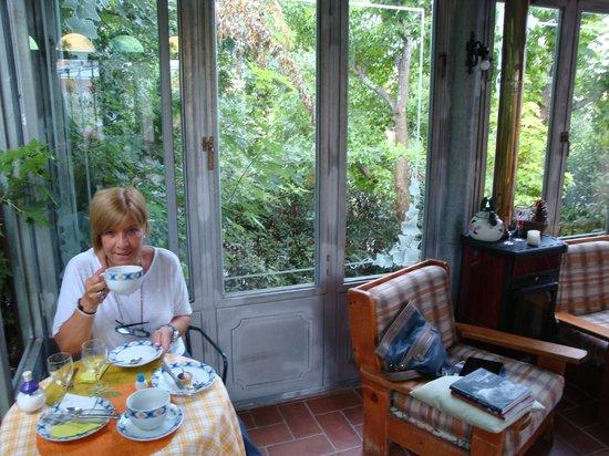 Al Tondone: El precioso mirador de los desayunos