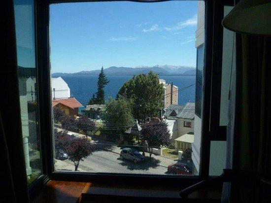 Panamericano Bariloche: La vista espectacular desde nuestra ventana