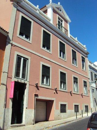 Royal Prince Hostel: Edificio