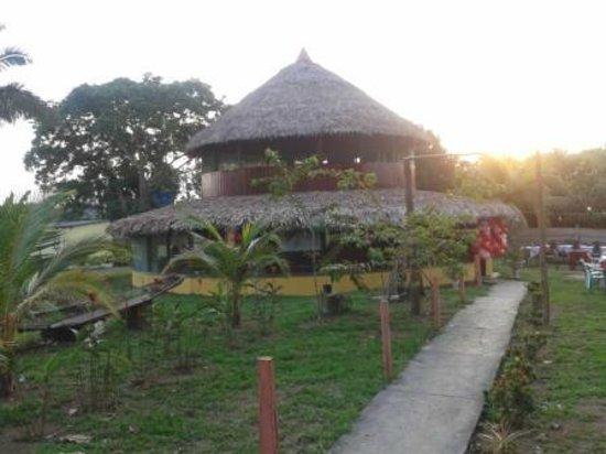 Amazon Turtle Lodge: Restaurante do Hotel