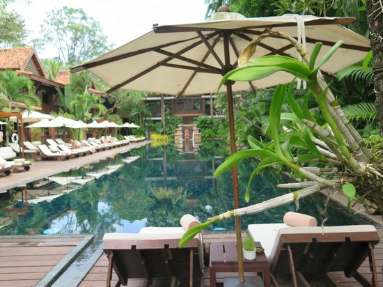 Belmond La Résidence d'Angkor : paradiesisch