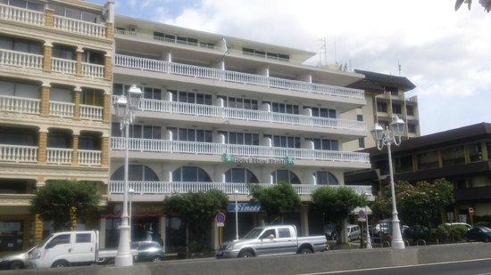 Tiare Tahiti Hotel: L'hôtel