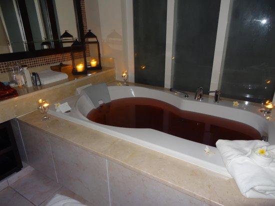 Paradisus Princesa del Mar Resort & Spa: salle de bain