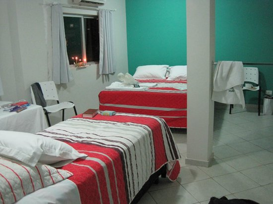 Maria Ricca Palace Hotel: our room