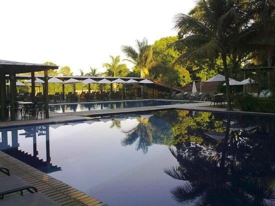 Santa Clara Eco Resort: Piscinas externas
