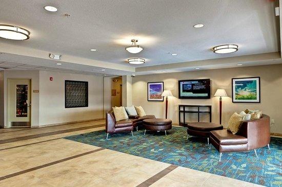 Candlewood Suites Manhattan : Lobby