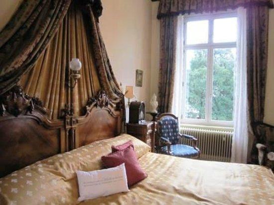 Hotel Belle Epoque: Zimmer/Suite