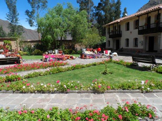 Sonesta Posadas del Inca Sacred Valley Yucay : Jardins