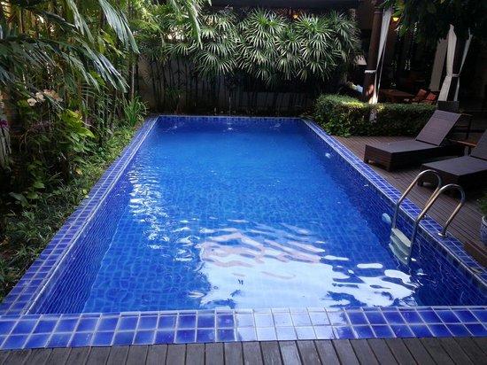 Baan Klang Wiang: Pool