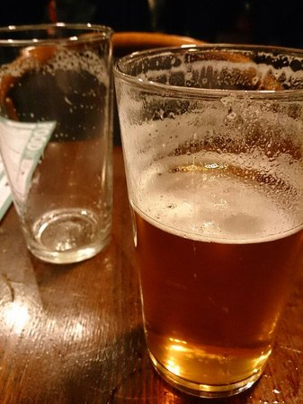 The Old Manor: £2.19 a pint!