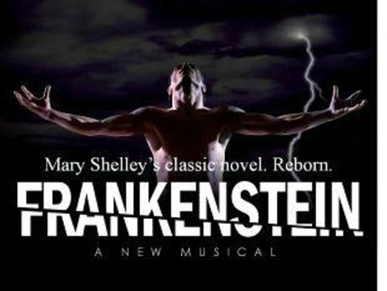 Island Theater Company: Frankenstein A New Musical March 7-9, 2014