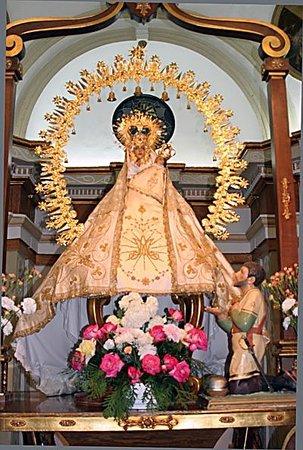 Fuencaliente, Hiszpania: Nuestra Señora de los Baños