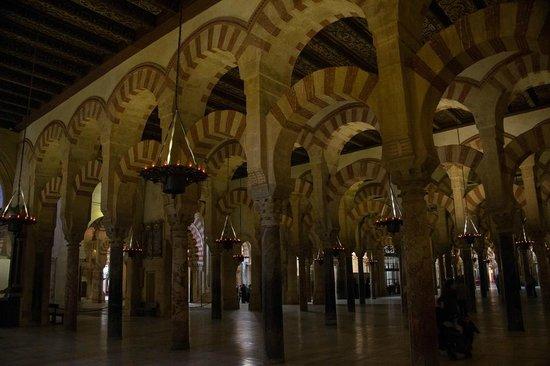 Mezquita Cathedral de Cordoba: The famous arches