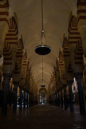 Mezquita Cathedral de Cordoba: Arches ......
