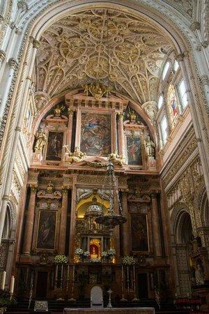 Mezquita Cathedral de Cordoba: Cathedral