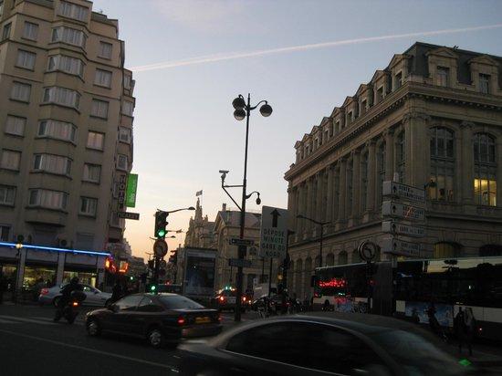 Hôtel HOR : Rue La Fayette