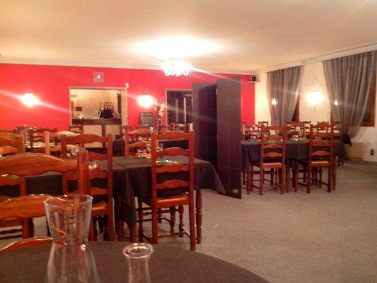 Le Richelieu : Salle