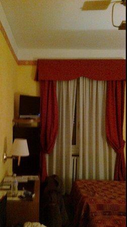 Hotel Gamma: camera da letto