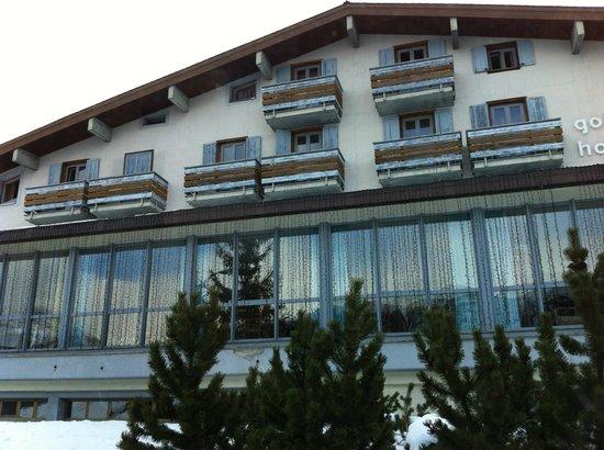 Hotel Pare: Facciata dell'Hotel