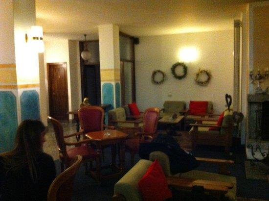 Hotel Pare: Sala Comune