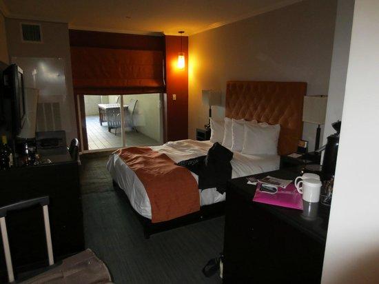 Ravel Hotel: Doppelzimmer