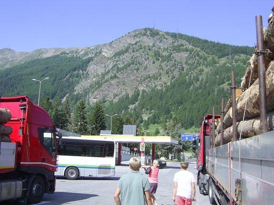 Valle d'Aosta, Italy: Valle del Gran San Bernardo