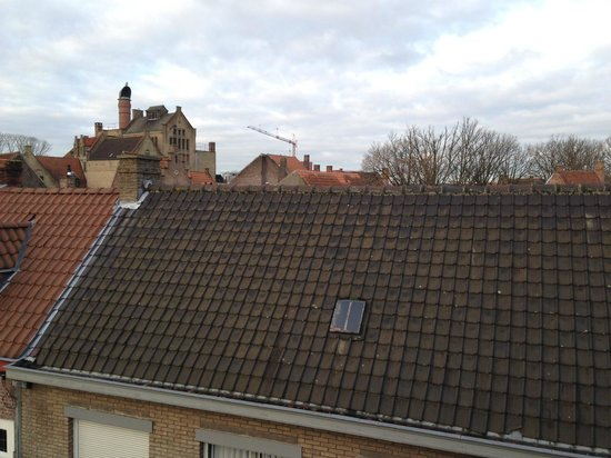 Academie Hotel: View from Window