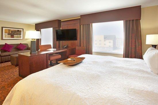 Hampton Inn & Suites Fort Worth-West/I-30: King Studio Suite