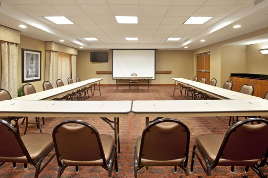 Hampton Inn & Suites Fort Worth-West/I-30: U-Shape Meeting Room