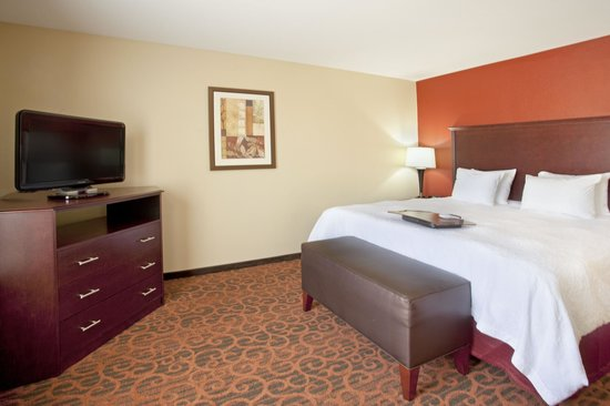 Hampton Inn & Suites Fort Worth-West/I-30: King Bed