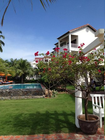 Grace Boutique Resort : Garden