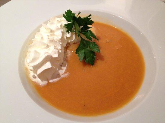 La Palma: Lobster soup