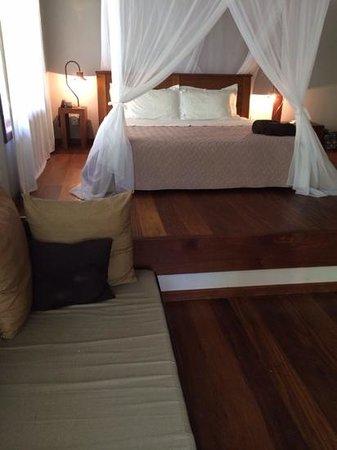 Hotel Vila dos Orixas : NOTRE BUNGALOW !