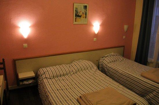 Hotel du Brabant : В номере