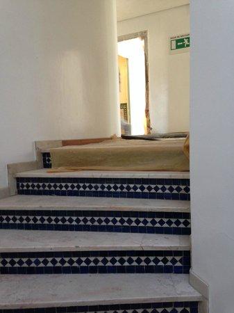 Ibis Fes : 3rd floor stairs
