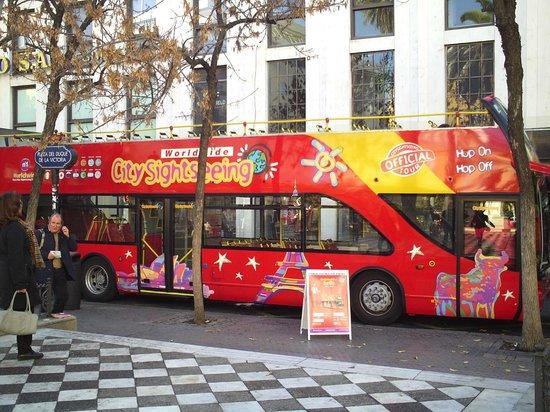 Hotel Derby Sevilla: bus pour visite de Séville