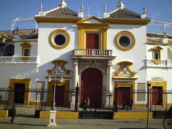 Hotel Derby Sevilla: Arenes
