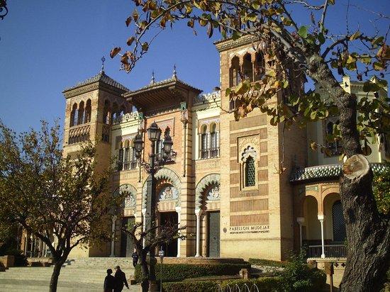Hotel Derby Sevilla: Jardin Louisa