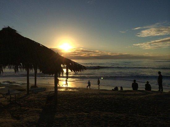 Windansea Beach: The classic surf shack at Windansea