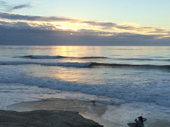 Windansea Beach: Late Afternoon at Windansea