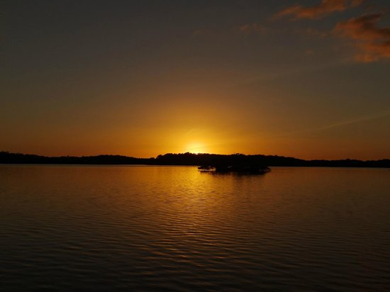 Everglades Backcountry Experience with Capt. Rodney Raffield: Sunset