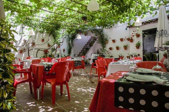 Patio andaluz picture of restaurante casa de las piedras - Fotos patio andaluz ...