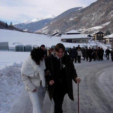 Tevini - Dolomites Charming Hotel: Matrimonio al Tevini.