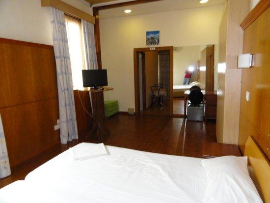 Tuck Inn: View of room