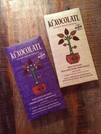 Ki Xocolatl