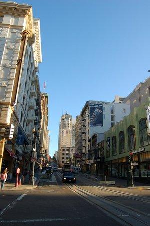 Street View Picture Of Chancellor Hotel On Union Square San Francisco Tripadvisor