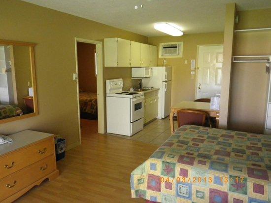 Okanagan Seasons Resort: One bedroom suite